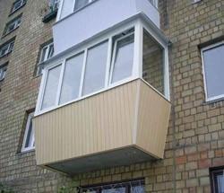 остекление балконов в Владивостоке