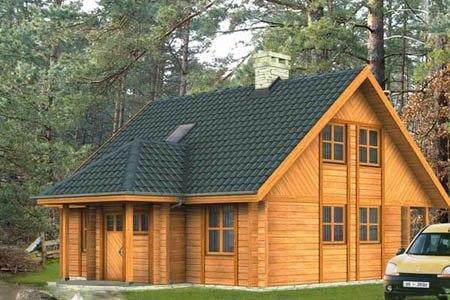 дома на основе деревянного каркаса г.Владивосток