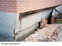 Восстановление фундамента г.Владивосток
