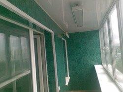 козырьки на балкон в Владивостоке