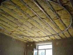 Утепление потолка в Владивостоке. Утеплить потолок г.Владивосток